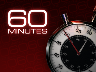 Tune In To 60 Minutes Sunday