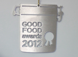 We Won A Good Food Award
